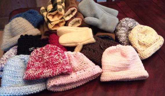 The MP's office is now collecting contributions of non-perishable food items, along with new socks and warm winter accessories including, mittens, hats, and scarves for children, teens, and adults.