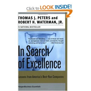 In Search Of Excellence: Lessons From America